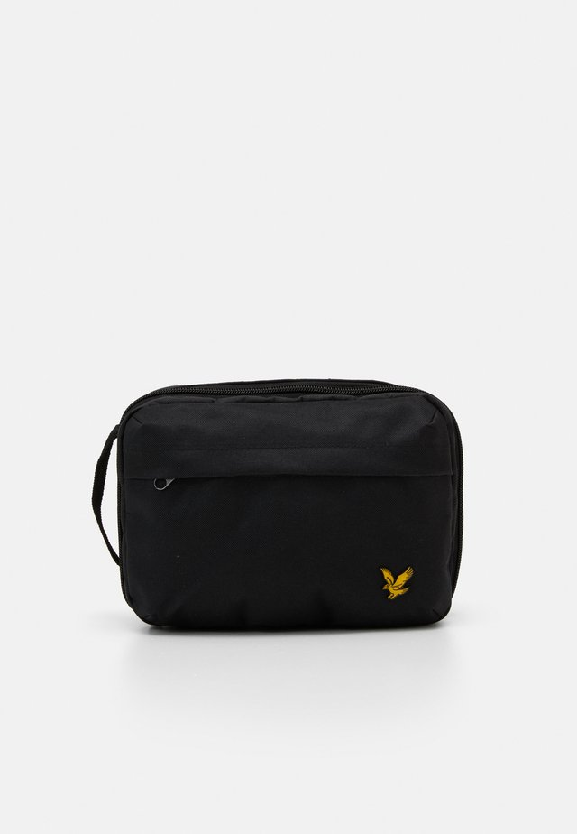 WASHBAG - Wash bag - true black