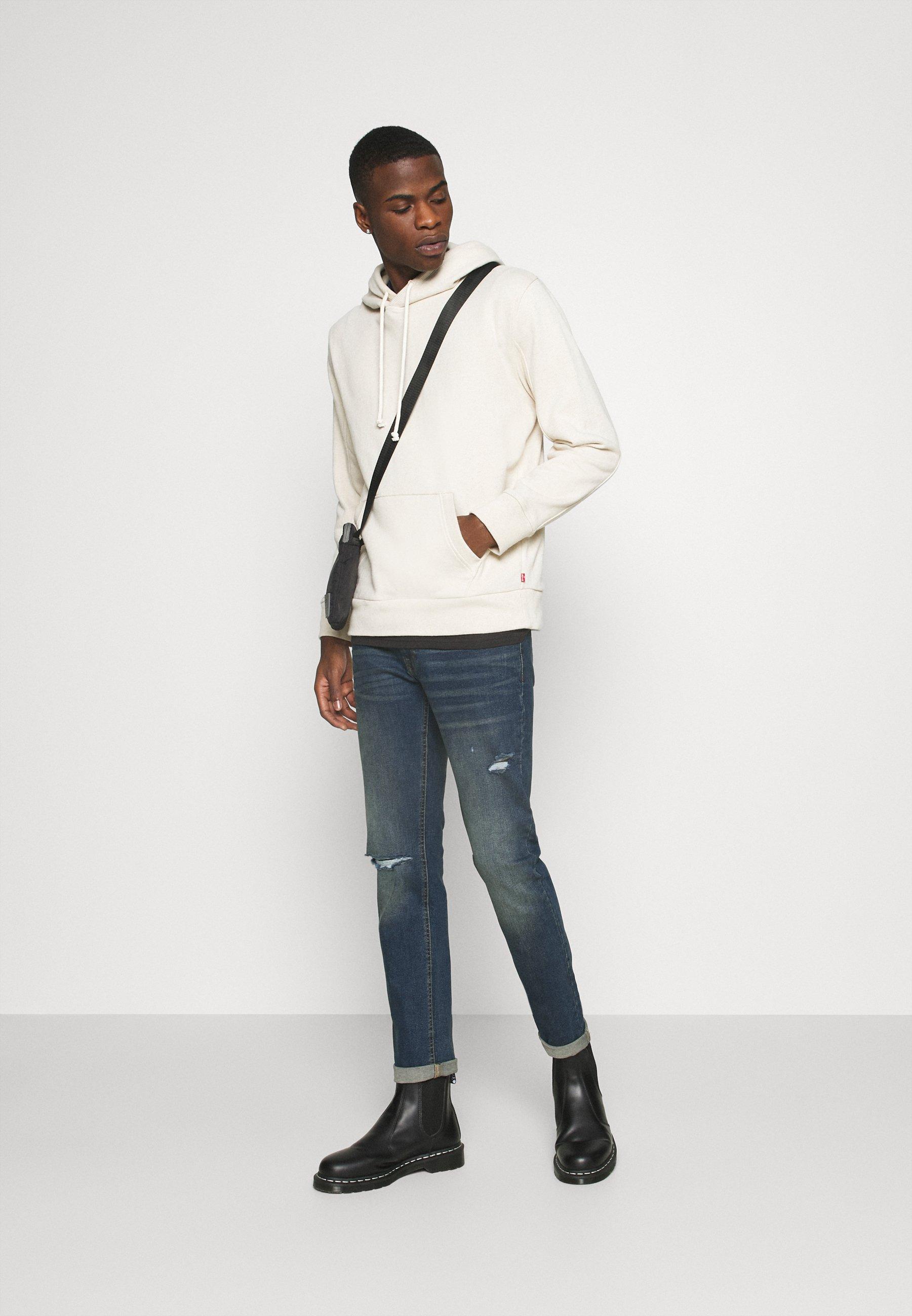 Men MR.BLACK - Slim fit jeans
