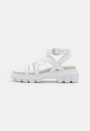 Sandály - offwhite
