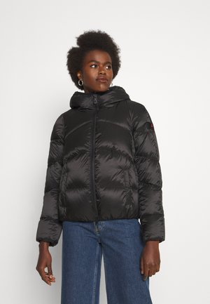 CARENA  - Gewatteerde jas - black