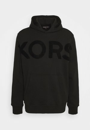 LOGO HOODIE - Sweatshirt - black
