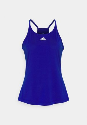 PERFORMANCE - Top - bold blue/white