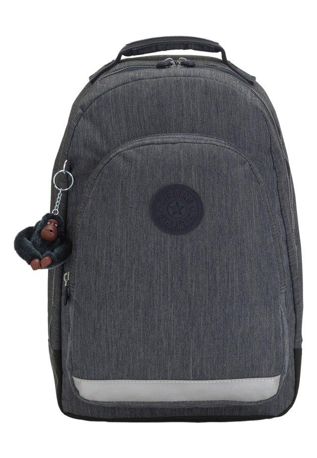 School bag - blue-grey