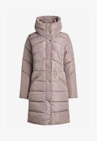 Next - Winter coat - mauve - 2