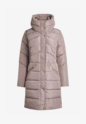 Winter coat - mauve