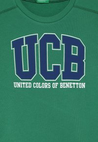 Benetton - Felpa - green - 3