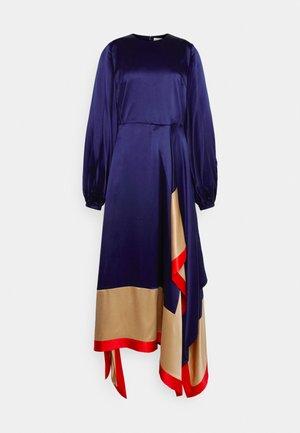 ASTERIA DRESS - Maxi dress - new navy