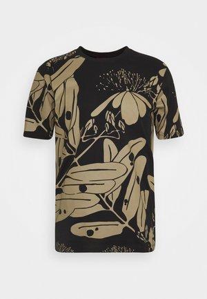 DSHINE  - T-shirt med print - black