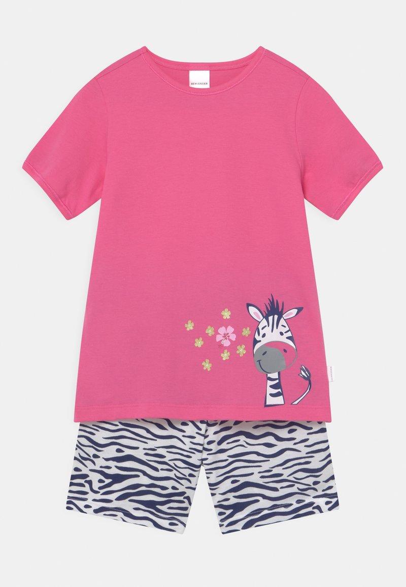 Schiesser - KIDS - Pyžamová sada - pink
