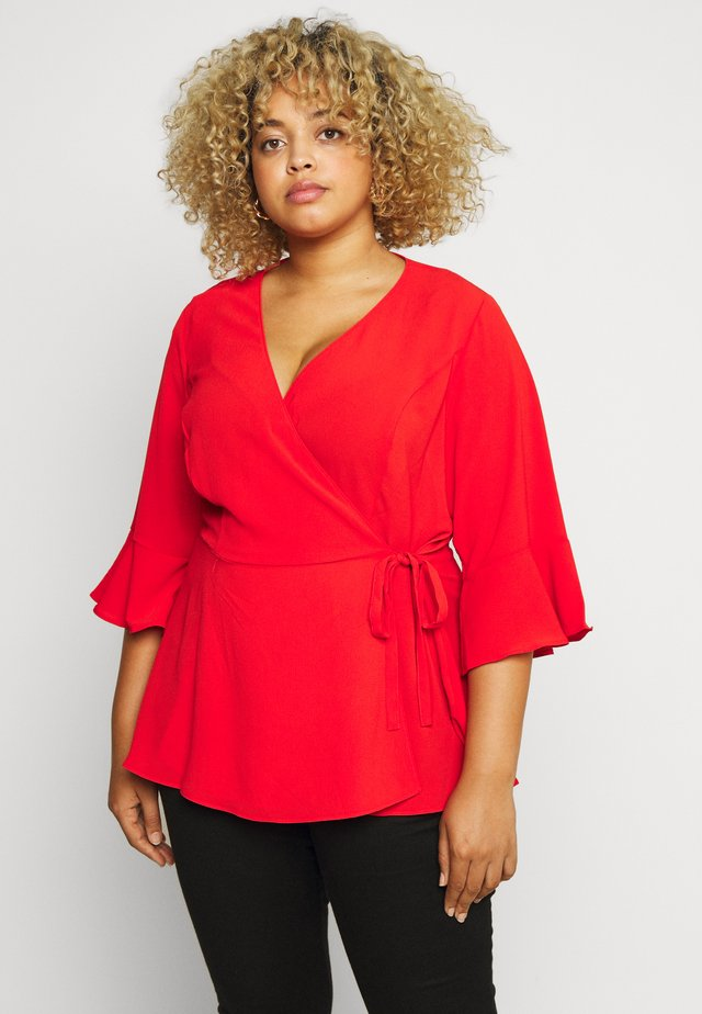 ESSENCE - Blouse - sunkist