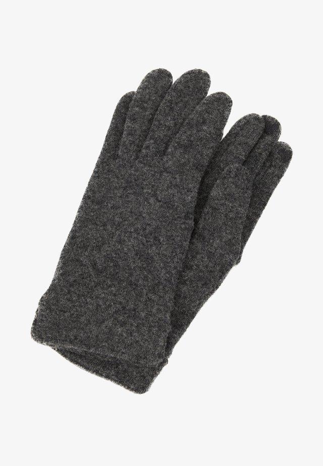 GLOVES - Gloves - dark grey