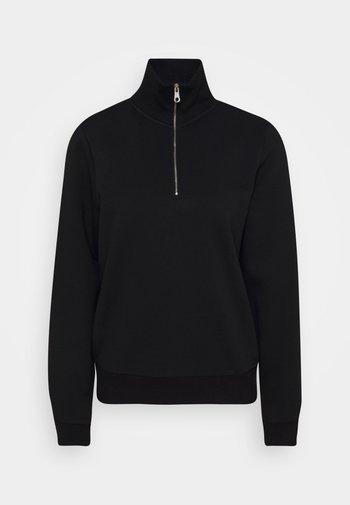 GASPARD - Sweatshirt - schwarz