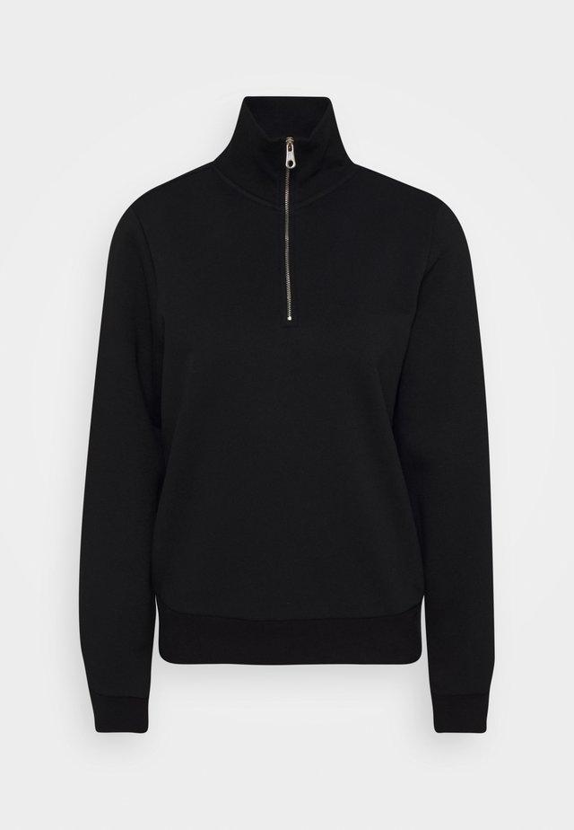 GASPARD - Sweater - schwarz