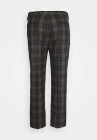 Shelby & Sons - SHELDON TROUSER PLUS - Trousers - charcoal - 1