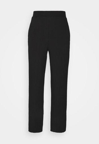SIBERIA - Kalhoty - black