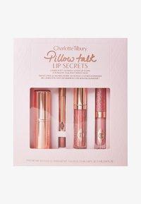 Charlotte Tilbury - PILLOW TALK LIP SECRETS - Makeup set - - - 0