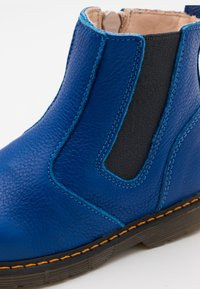 POLOLO - MONTE UNISEX - Classic ankle boots - california blue - 5