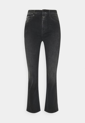 BAYLIN - Široké džíny - dark grey