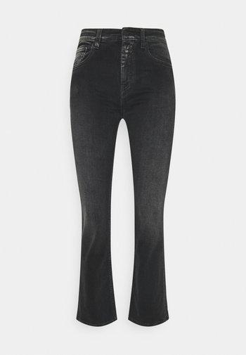 BAYLIN - Flared Jeans - dark grey