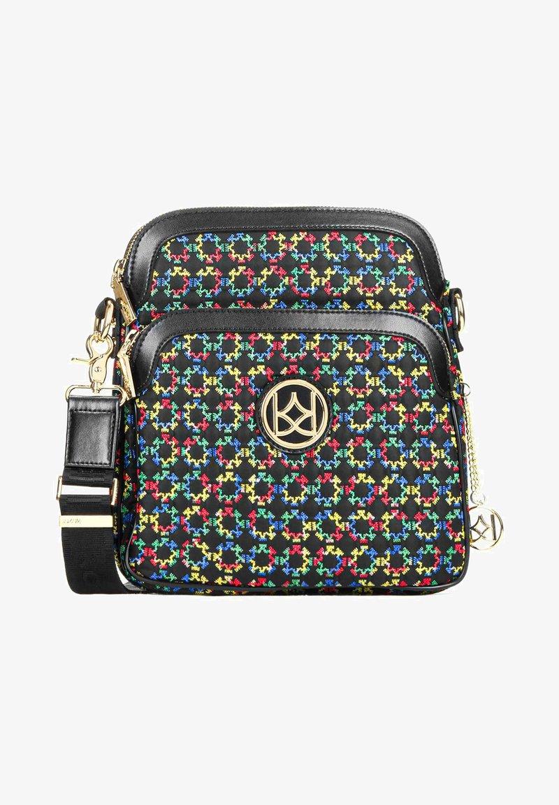 Kazar - JOLINE - Across body bag - multicolour