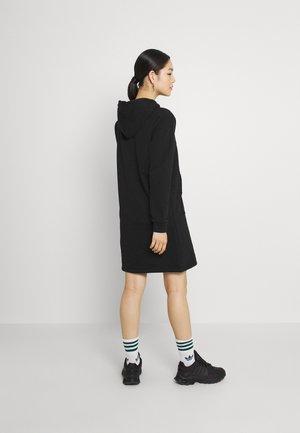 VIRUST DRESS - Day dress - black