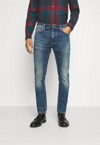 Nudie Jeans - LEAN DEAN - Jeans slim fit - blue moon - 0