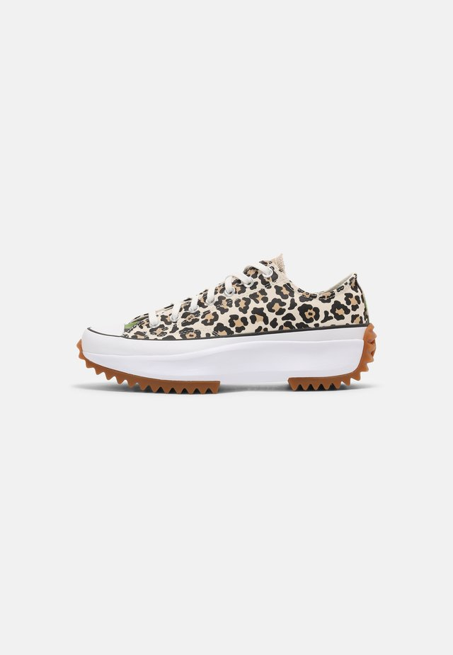 RUN STAR HIKE ARCHIVE GONE WILD UNISEX - Sneakers laag - driftwood/light fawn/black