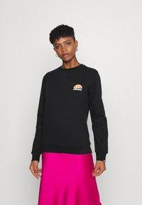 Ellesse - HAVERFORD - Sweatshirt - black - 0