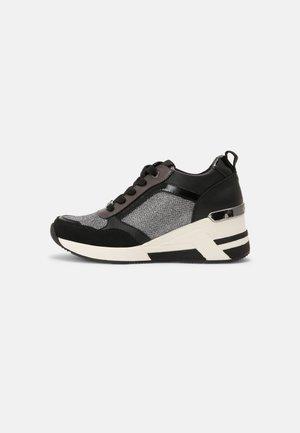 Sneakers basse - black/platin