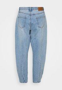 Missguided Plus - PLUS CLEAN  - Straight leg jeans - blue - 1