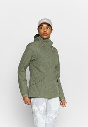 ROSEMOOR - Hardshell jacket - fango