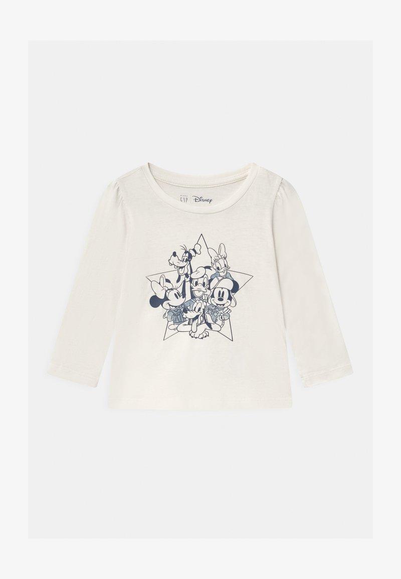 GAP - TODDLER GIRL DISNEY MICKEY MOUSE & FRIENDS CLUB - Langærmede T-shirts - white
