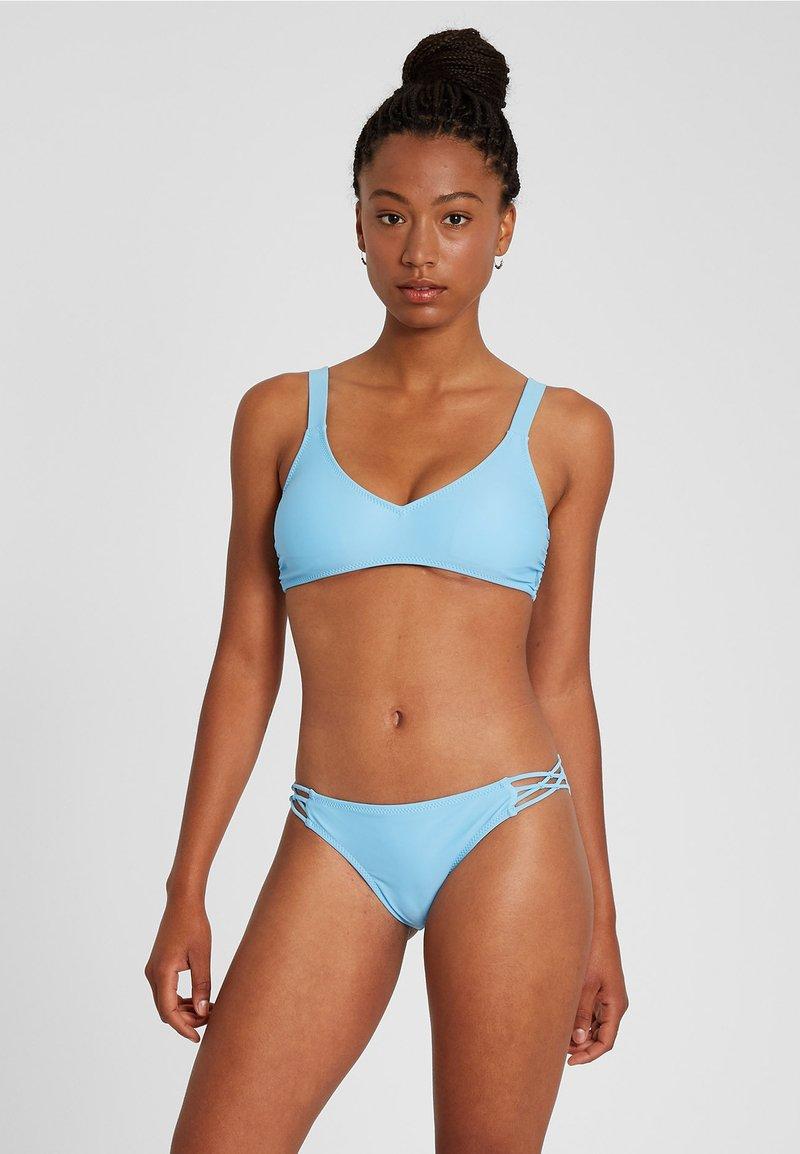 Volcom - SIMPLY SOLID FULL - Bikini bottoms - coastal_blue