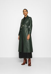 IVY & OAK - Trenchcoat - iris leaf - 1