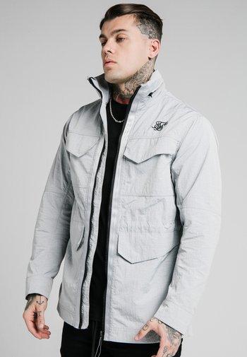 Allvädersjacka - grey