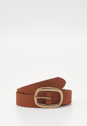 BELT LADIES - Belt - authentic cognac