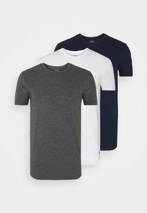 3 PACK - Undertrøjer - navy/charcoal