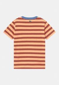 Lacoste - Print T-shirt - ledge/turquin blue/penumbra/crater - 1