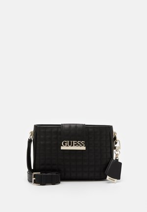 MATRIX ELITE CROSSBODY - Olkalaukku - black