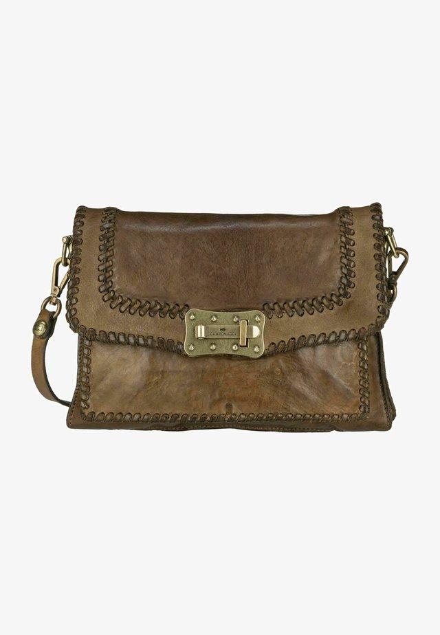 Handbag - verde militare
