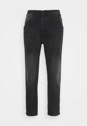 ALEX THOR JEANS - Jeans Tapered Fit - grey denim