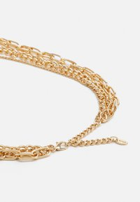 LIARS & LOVERS - CHUNKY CHAIN MUTLIROW - Smykke - gold-coloured - 1