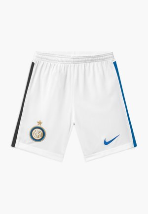INTER MAILAND SHORT - Sports shorts - white/blue spark