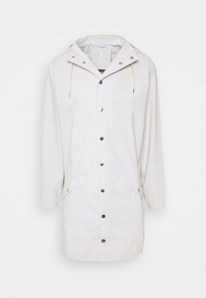 LONG JACKET UNISEX - Waterproof jacket - offwhite