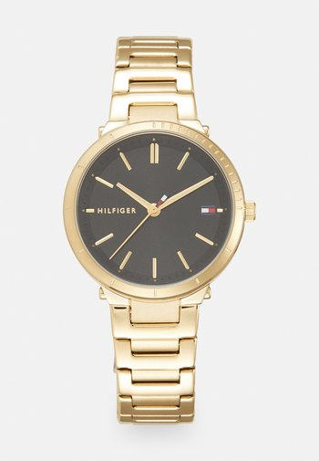 ZOEY - Watch - gold-coloured/black