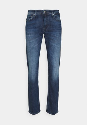 SLIM - Slim fit jeans - denim dark