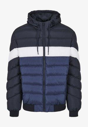 Bubble  - Winter jacket - midnightnavy/darkblue