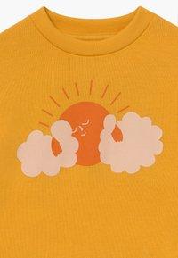 TINYCOTTONS - SUN  - Sweatshirt - yellow/brick - 3