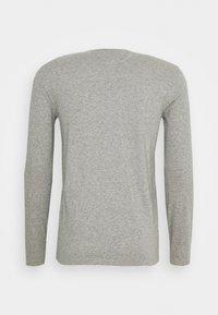 Polo Ralph Lauren - SLUB - Long sleeved top - dark vintage heather - 1