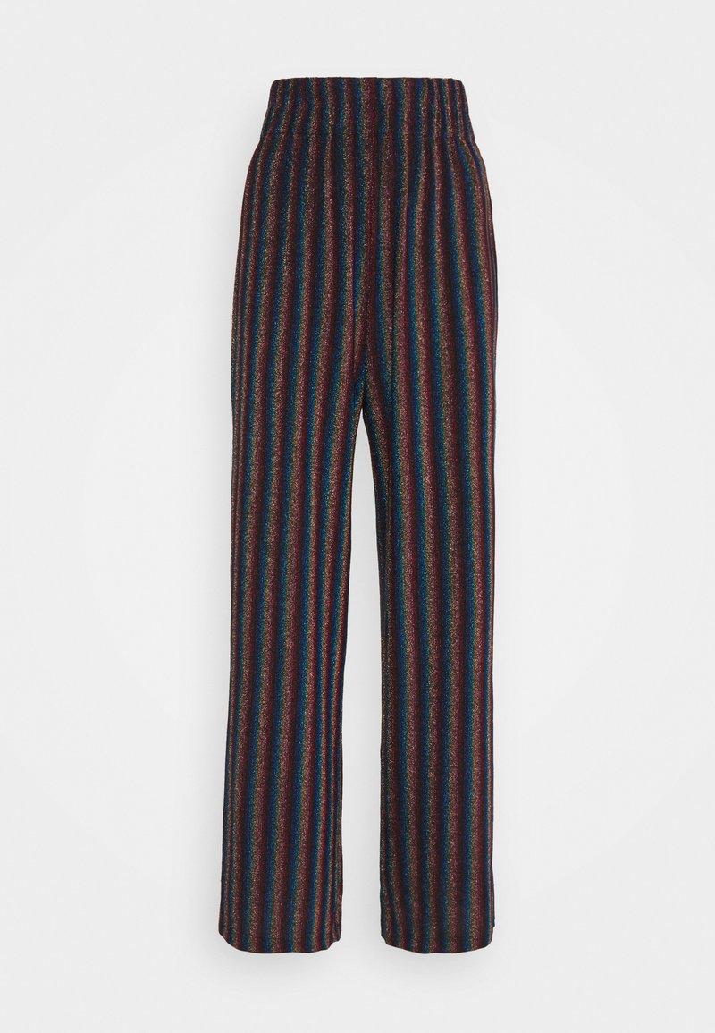 Olivia Rubin - MARIE - Trousers - metallic stripe